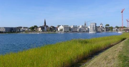 Eröffnung der Segelsaison am Phoenixsee in Dortmund