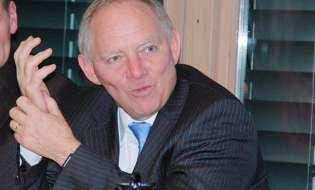 Schäuble zieht in den Krieg gegen Panama und Co