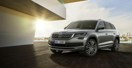 Skoda stellt neuen SUV vor