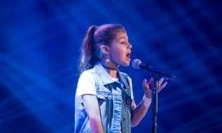 """Kayla Braxton will """"The Voice Kids"""" rocken"""