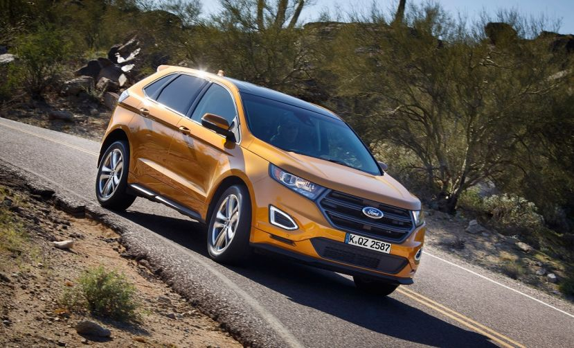 Ford Edge: Neues SUV-Top-Modell kostet ab 42.900 Euro